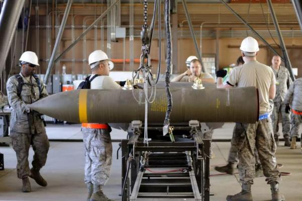 US Air Force awards $897 Million for New Bunker Buster Bomb warheads
