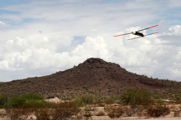 US Navy contracts Raytheon for Low-Cost UAV Swarming Technology (LOCUST) prototype