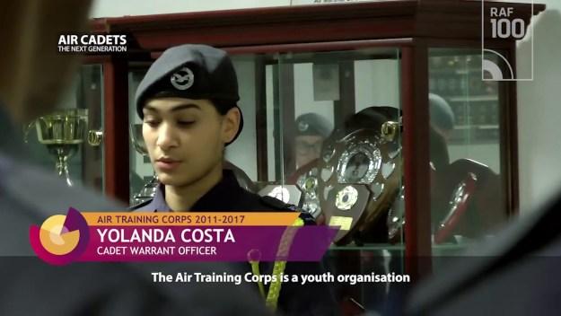Yolanda Costa #RAF100