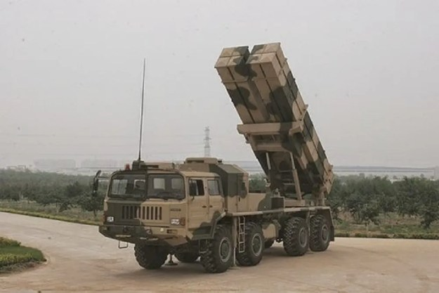 A-300 Guided Multiple Launch Rocket System