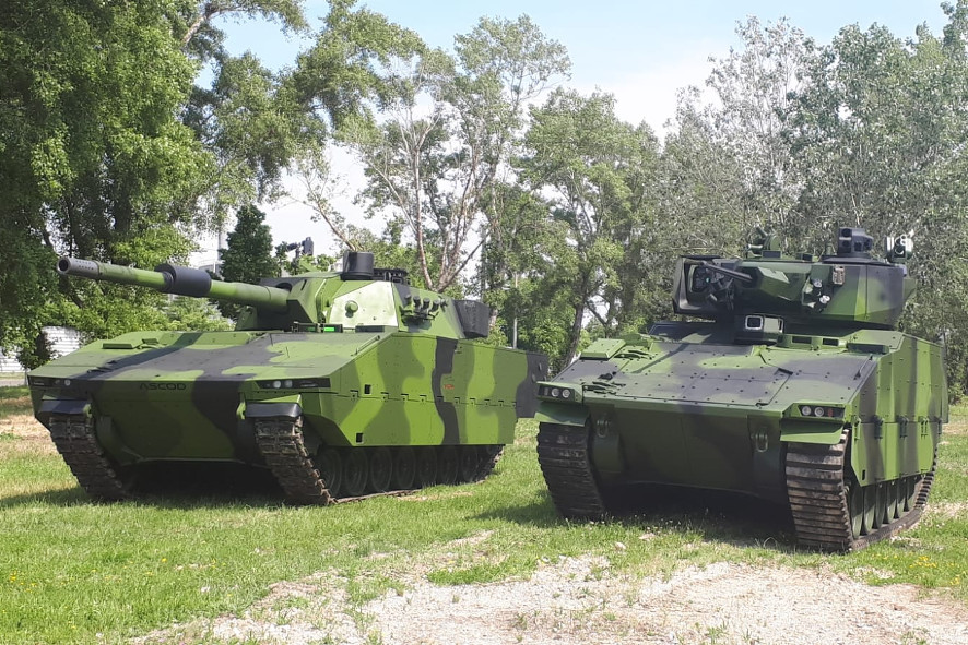 ASCOD IFV and MMBT