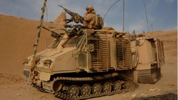 BvS 10 All Terrain Armoured Vehicle