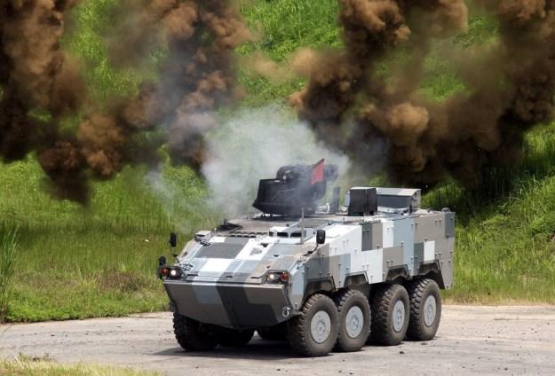 CM-32 Taiwan Infantry Fighting Vehicle