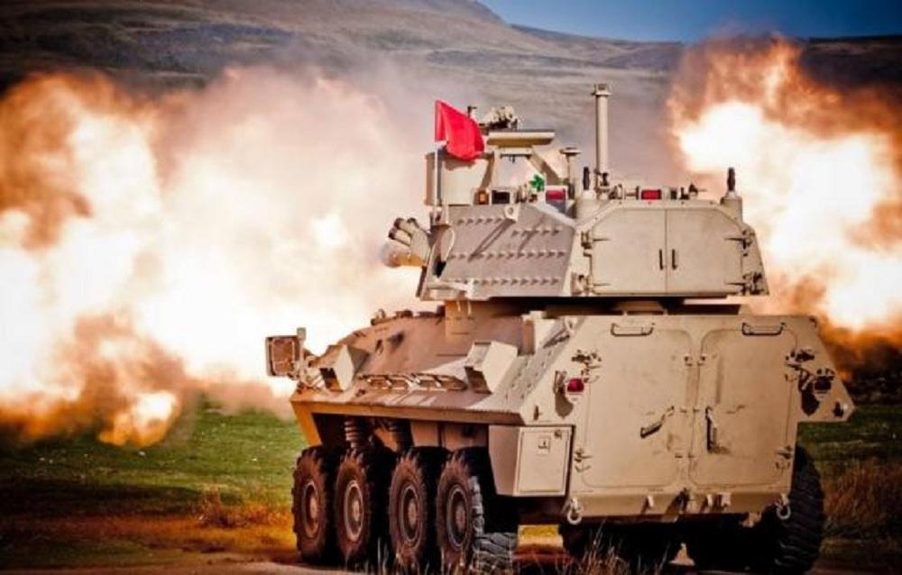 CMI Defence - Cockerill LCTS 90MP