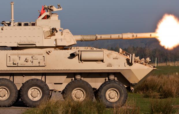 Cockerill® 3000 Series modular turrets
