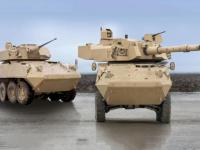 Cockerill® 3000 Series modular turrets