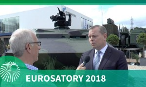 Eurosatory 2018: Rheinmetall's Lynx KF41 and other programmes updates