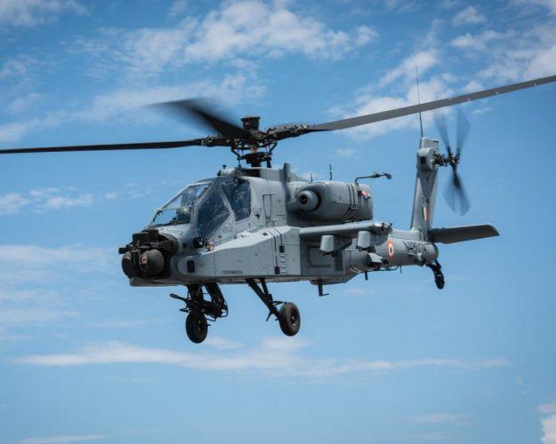 Indian Air Force Apache AH-64E