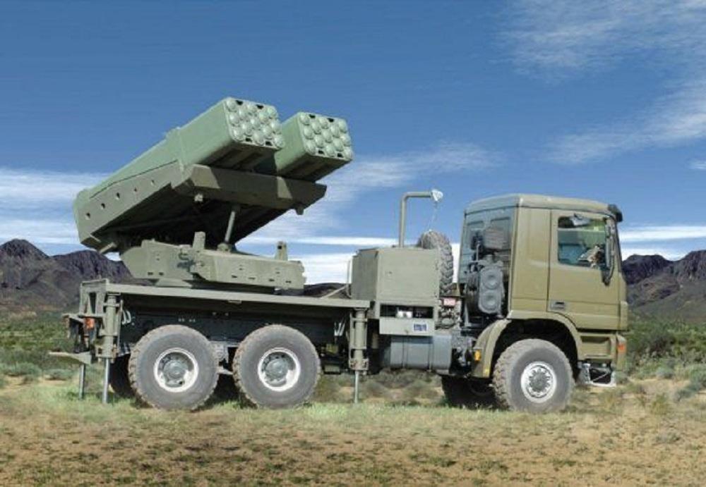 LYNX Autonomous Multi-Purpose Rocket Launcher System