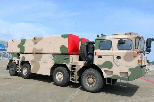 M20 short-range tactical missile system