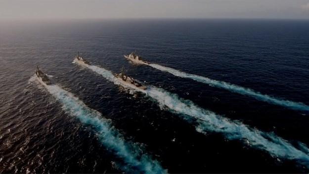 Raytheon's Advanced Naval Strike Portfolio