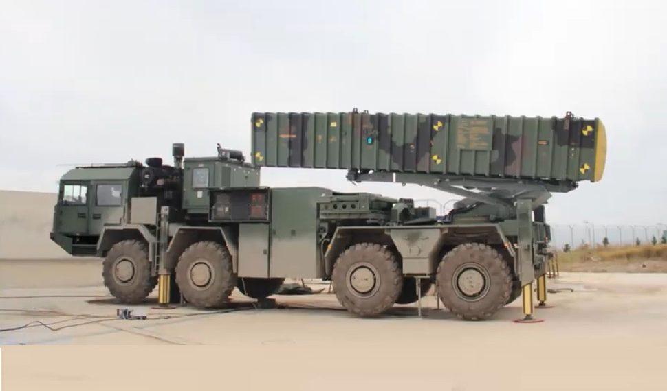 Roketsan Khan Artillery Missile