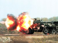 SH1 155 mm self-propelled howitzer
