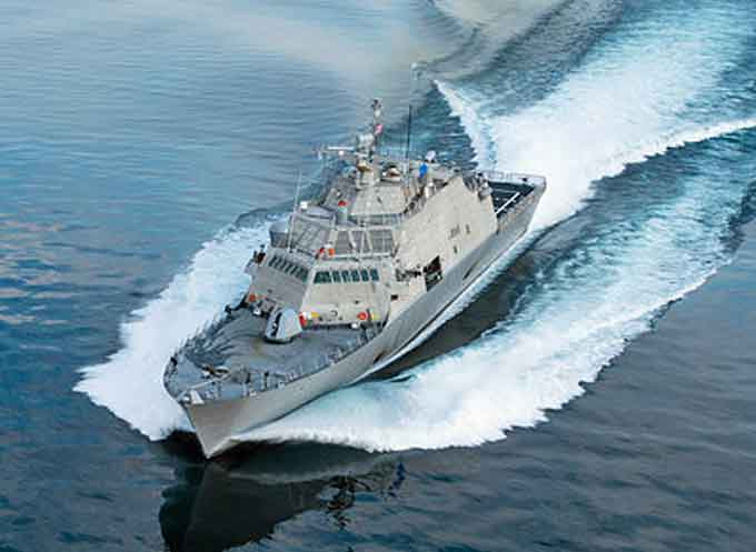 LCS 13 USS Wichita completes acceptance trials