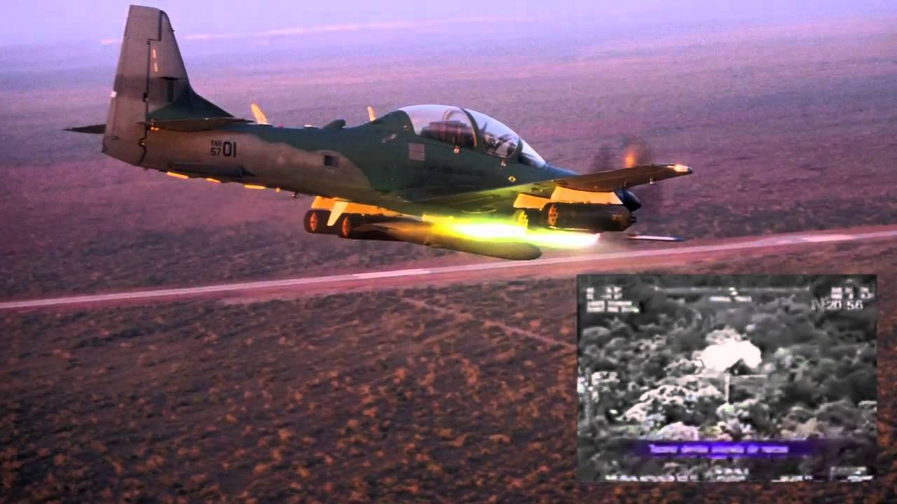 A-29 Super Tucano: Built For The Mission