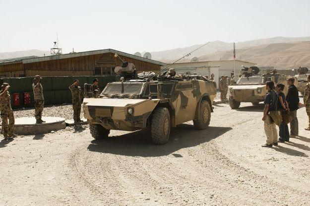 Fennek Reconnaissance Vehicle