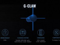 G-CLAW precision guided glide weapon