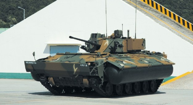 K-21 Infantry fighting vehicle