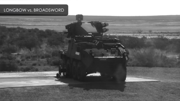 Manuever SHORAD Launcher (MSL) Stryker Demonstration