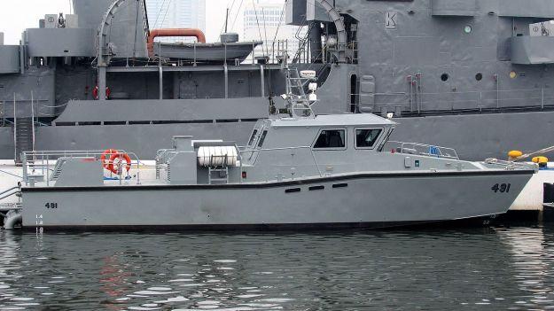Multi-Purpose Attack Craft (MPAC) Mk 3