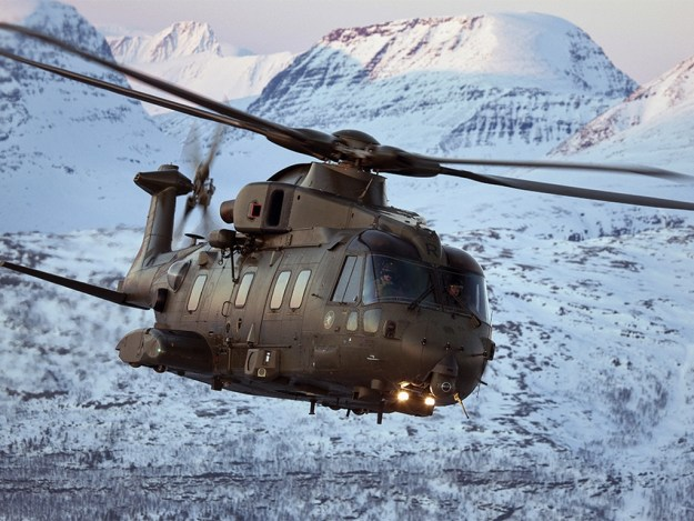 AW101 Helicopter