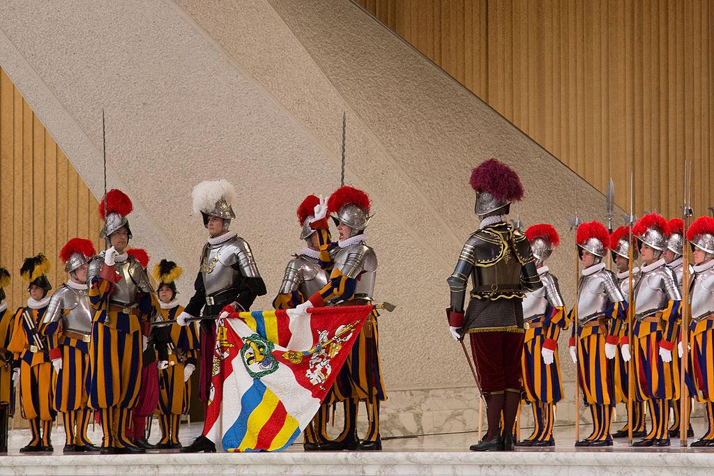 Pontifical Swiss Guard