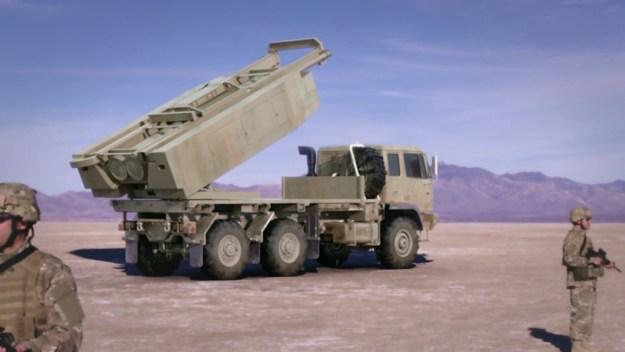 Raytheon DeepStrike Missile System
