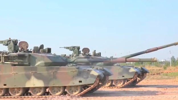 Royal Thai Army - VT-4 (MBT-3000) Main Battle Tank