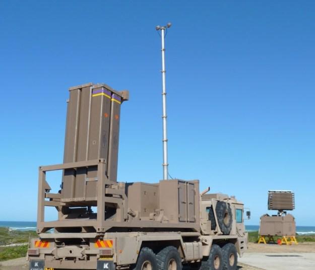 Umkhonto Ground-based Air Defence System (GBADS)