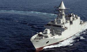 United Arab Emirates Navy Abu Dhabi Anti-submarine Corvette
