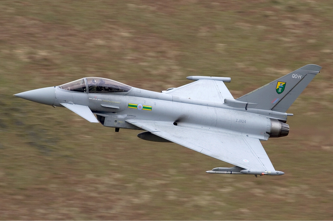 BAE Secures Sale of 24 Typhoon to Qatar