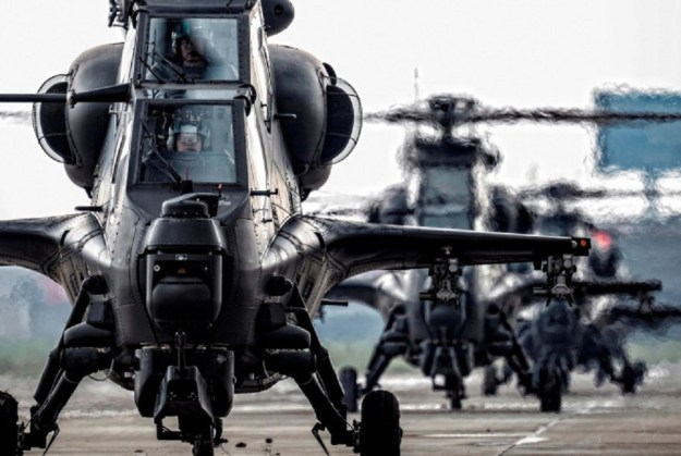 CAIC Z-10 (WZ-10) Attack Helicopter