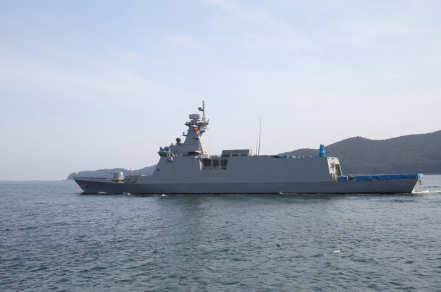 Daegu-class Frigate