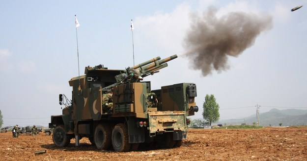 K105 HT  Self-propelled Howitzer