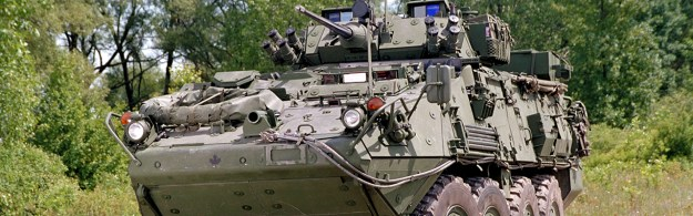 General Dynamics Land Systems - Light Armoured Vehicles LAV III