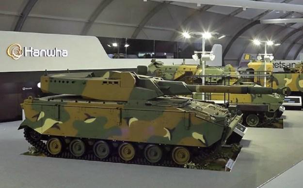 K21-105 Medium Tank