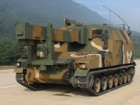Hanwha Defense K56 Ammunition Resupply Vehicle