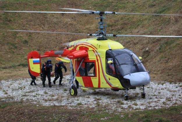 Ka-226T Multi-Role Helicopter