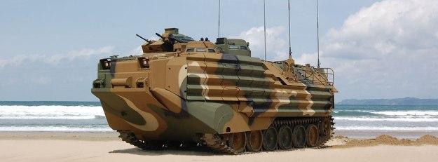 KAAV Korea Amphibious Assault Vehicle