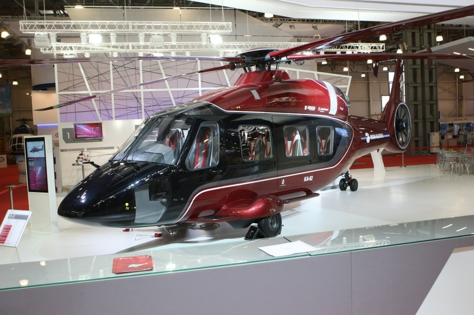Kamov Ка-62 Multi-role Helicopter