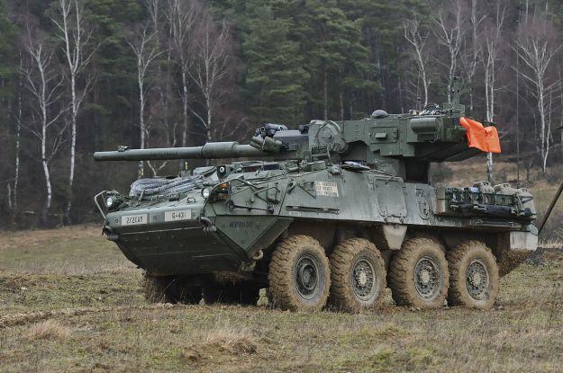M1128 Mobile Gun System (Stryker MGS)