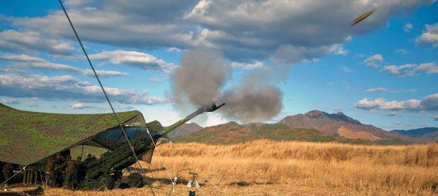 M777 Lightweight Towed Howitzer