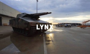 Rheinmetall displays KF41 during Land Forces 2018 conference