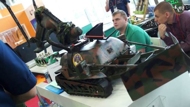 Russian defense industry at Army-2018 International Military Technical Forum Moscow Russia Day 5