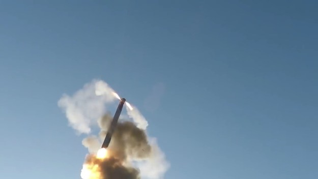 Russian Navy K-300P Bastion-P Missile System successfully tested in the Arctic
