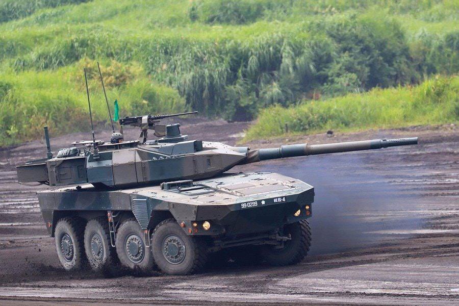 Type 16 Maneuver Combat Vehicle (MCV)