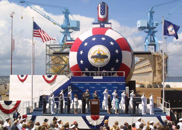 Virginia-class submarine