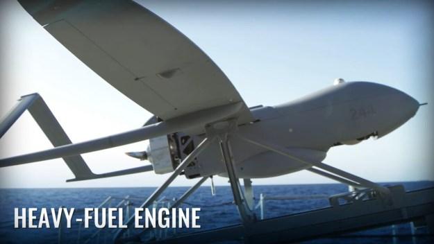 Aerosonde Small Unmanned Aircraft System (SUAS)