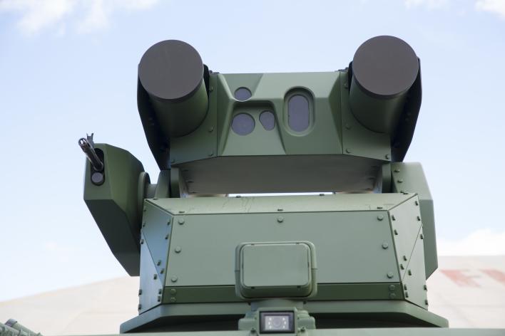 ARCT Anti-Tank Remote Controlled Turret