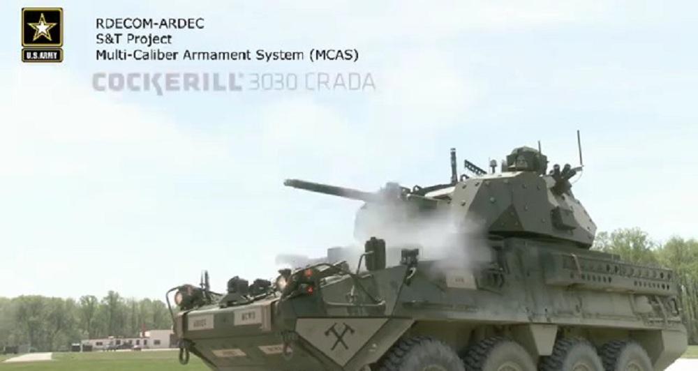CMI Defence Cockerill 3030 CRADA